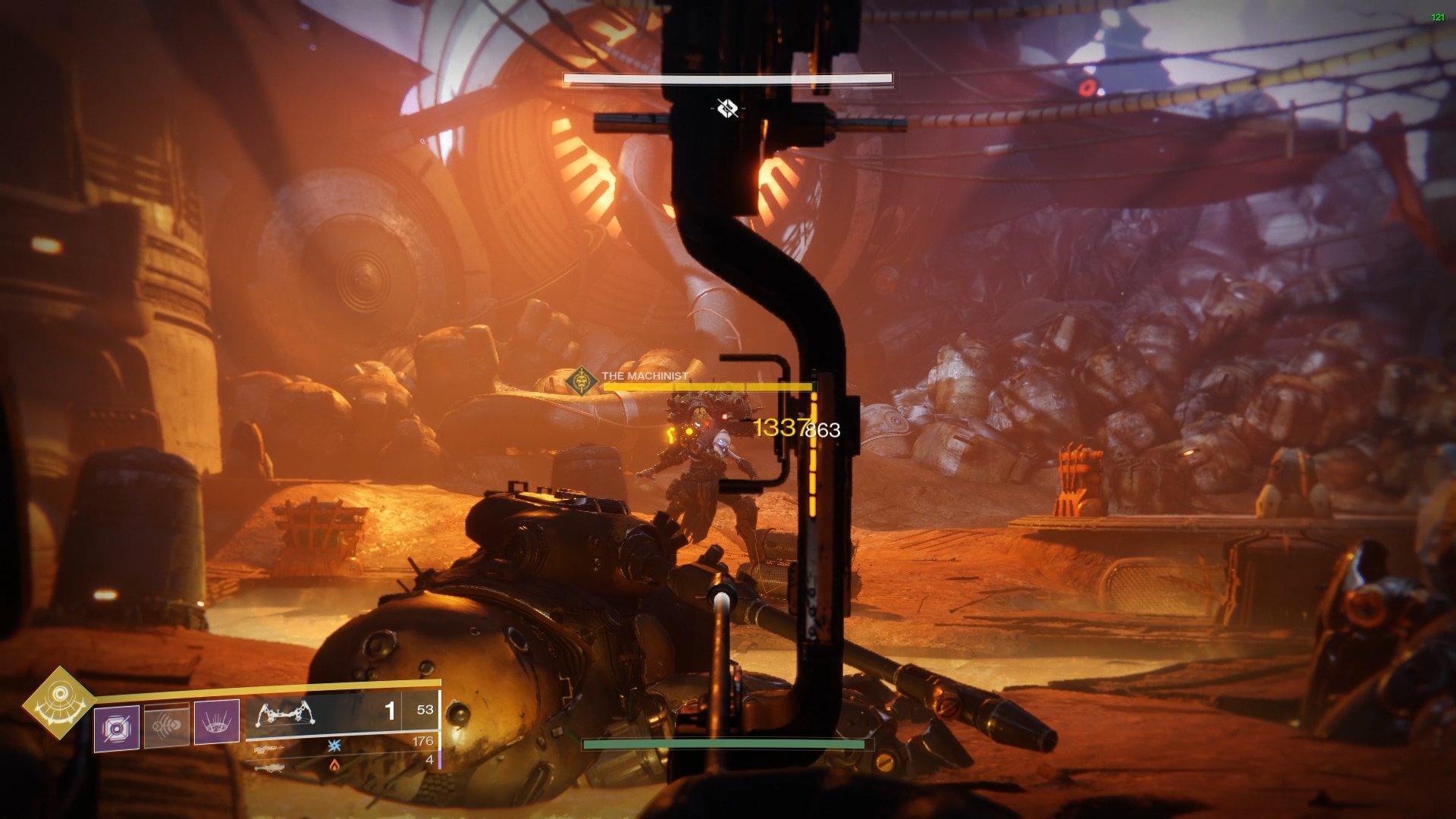 Destiny 2: Прохождение кампании Отвергнутые