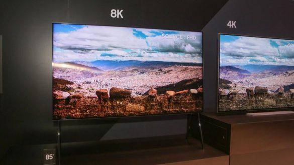 Sony ZG9 8K первый взгляд: может ли он принести 8K в массы?