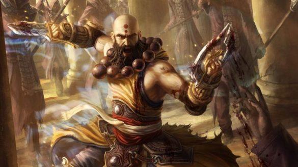 Монах Взрывное Касание в сете Стратегема Ульяны