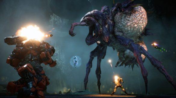 Новый трейлер Anthem от EA