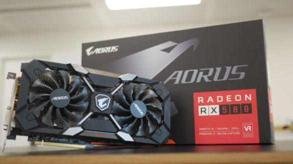 RX 580