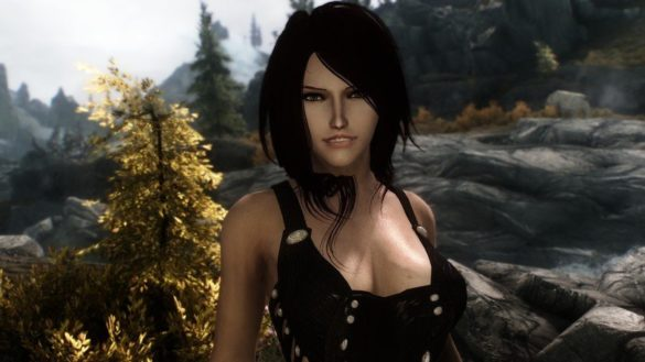 Woman Dress Skyrim