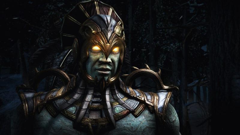 Mortal Kombat 11: Новый персонаж Kotal Kahn