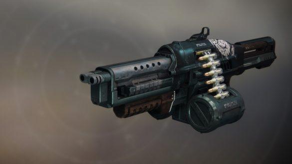Оружие 21% Делириум