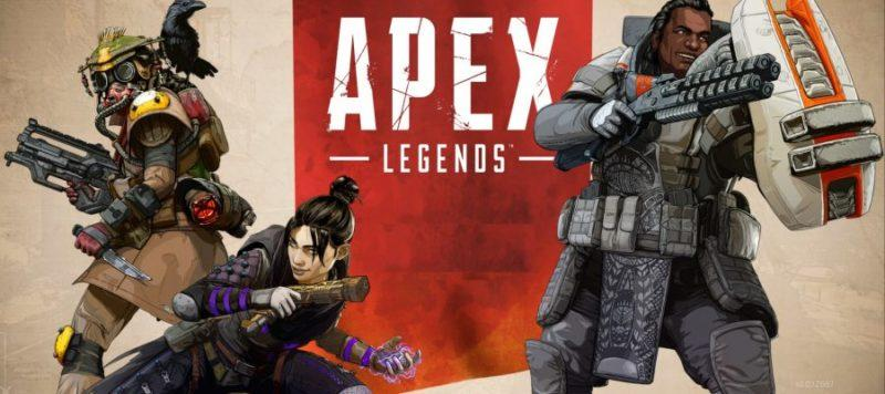 Настройка мыши в Apex Legends