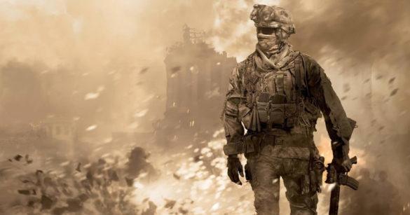 Состоялся анонс Call of Duty: Modern Warfare 2 Remastered