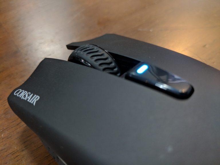 Corsair Harpoon RGB Wireless Обзор