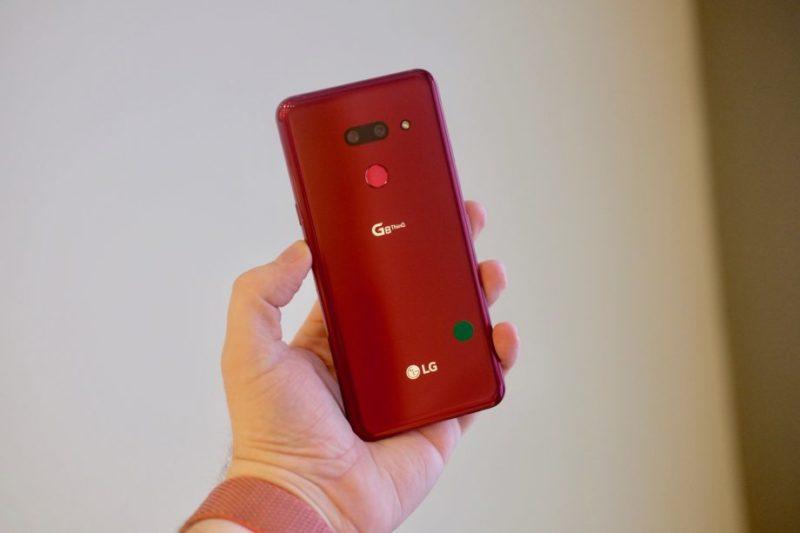 LG G8: Дата выхода и цена