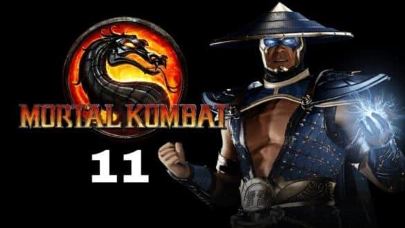 Mortal Kombat 11 - музыка из фильма в премьерном трейлере