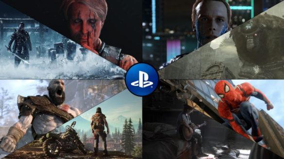 Лучшие игры на PS4 - Рейтинг 2019