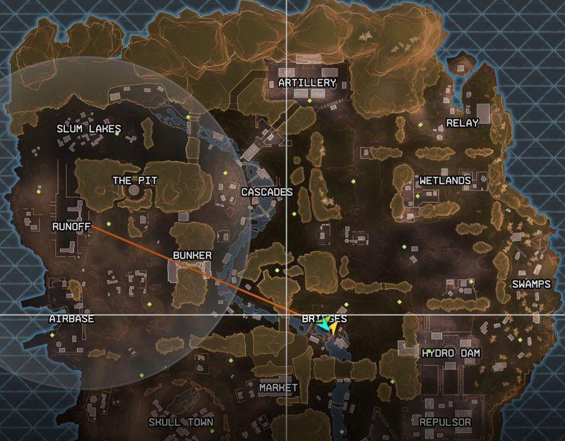 Apex Legends - Раунды и Зоны