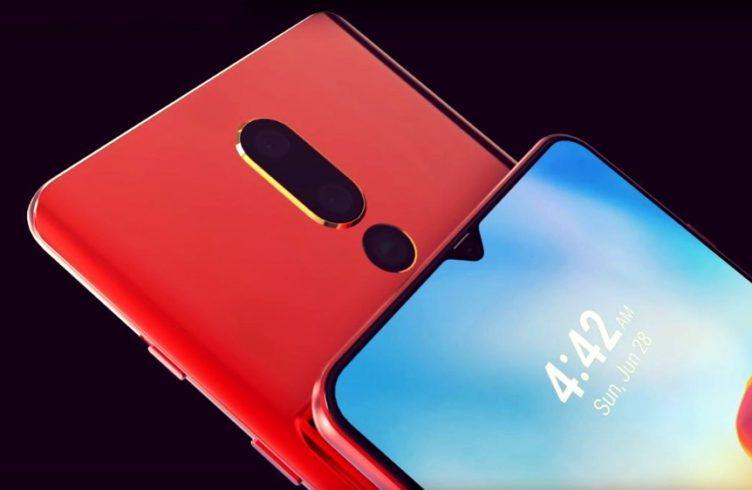 OnePlus 7 Pro в зеркально-сером