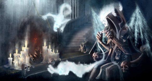 Дыхание смерти в Diablo 3