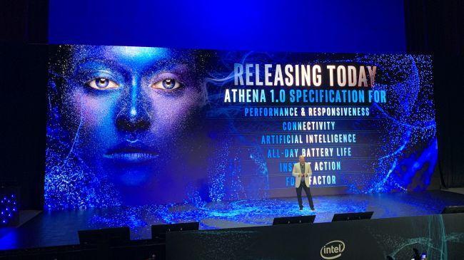 Intel Project Афина