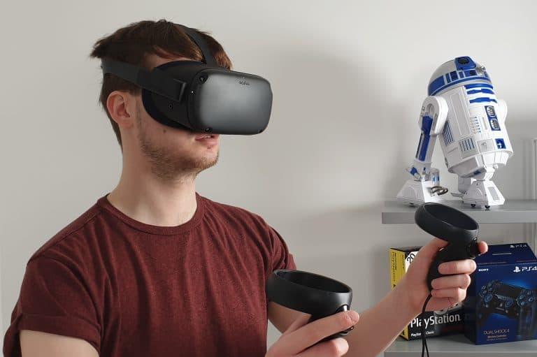 Oculus Quest Thumper