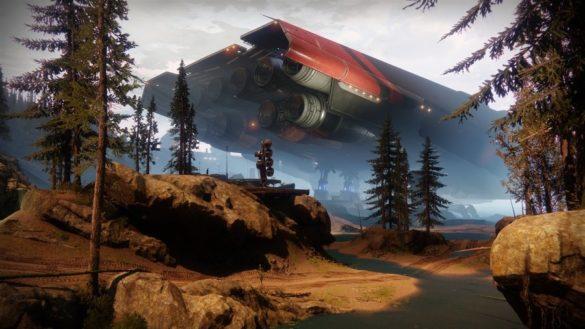 Час Испытания Destiny 2