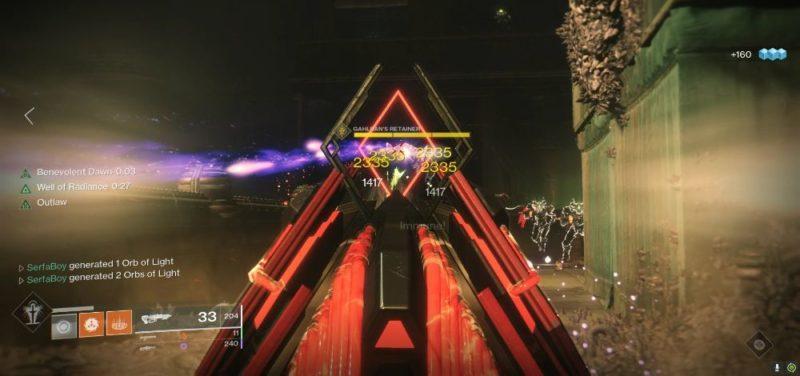 Destiny 2 Хранитель Галрана