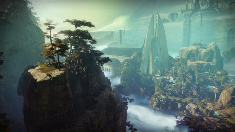 Расписание и места высших испытании в Destiny 2