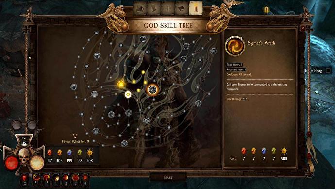 Warhammer: Chaosbane - Битвы во всей красе
