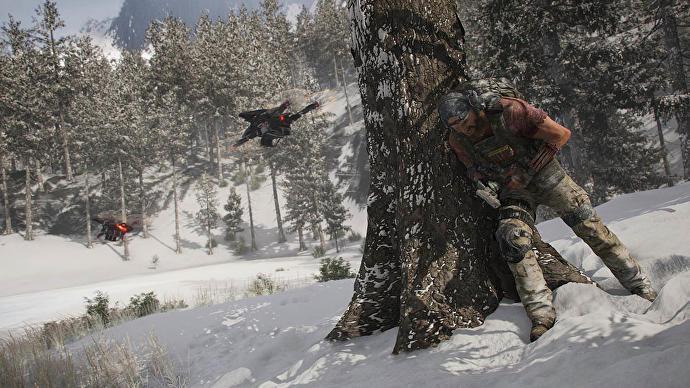 Травмы героя затруднят выживание на вражеской территории