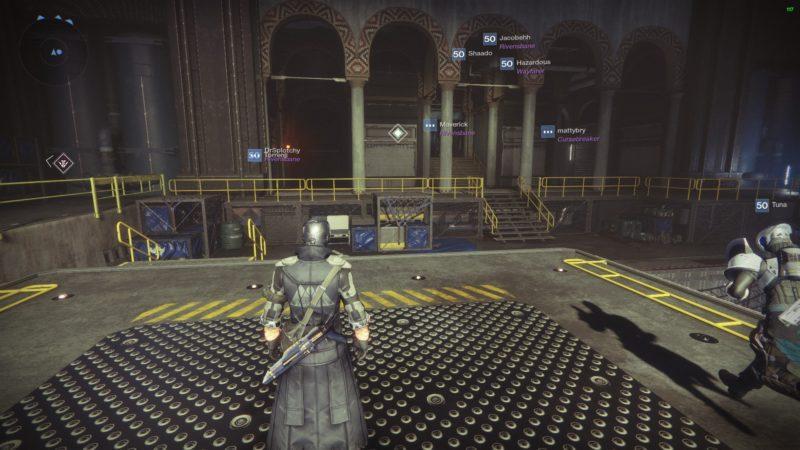 Destiny 2, где найти Бенедикта 99-40