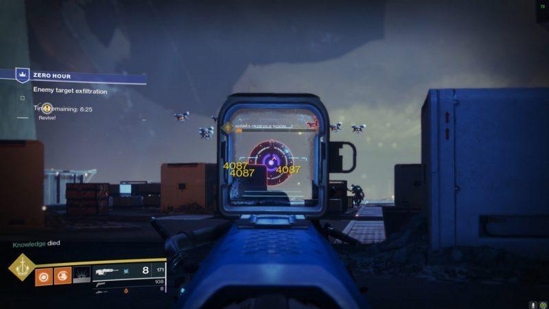 Destiny 2 Час испытания
