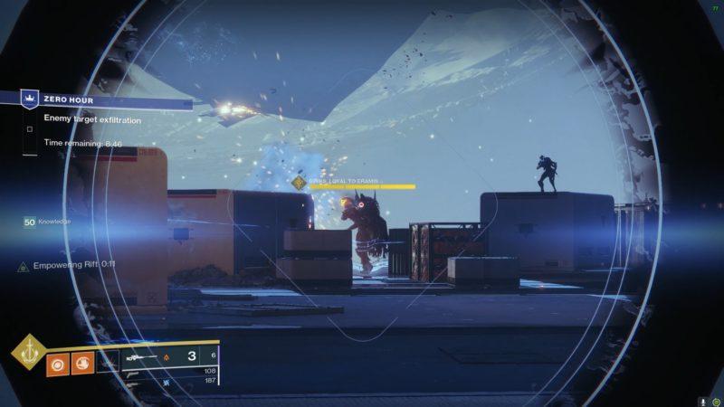 Сирикс Destiny 2
