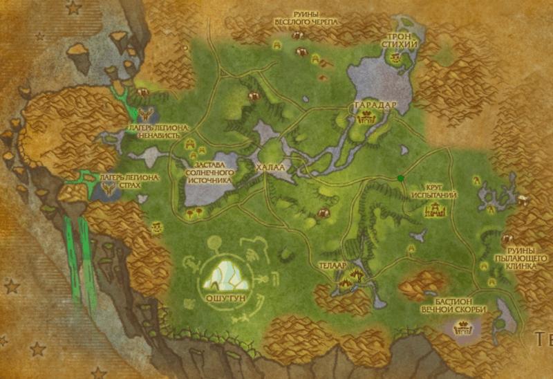 Карта награнда
