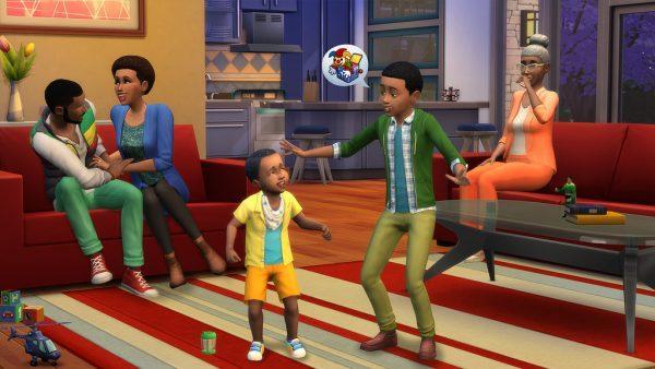 The Sims 5 Геймплей