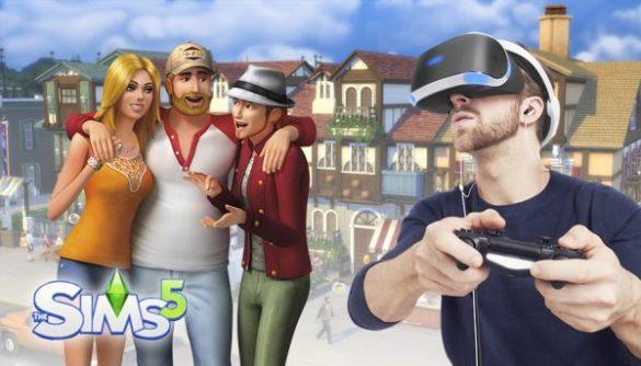 Гарнитуры The Sims 5 VR