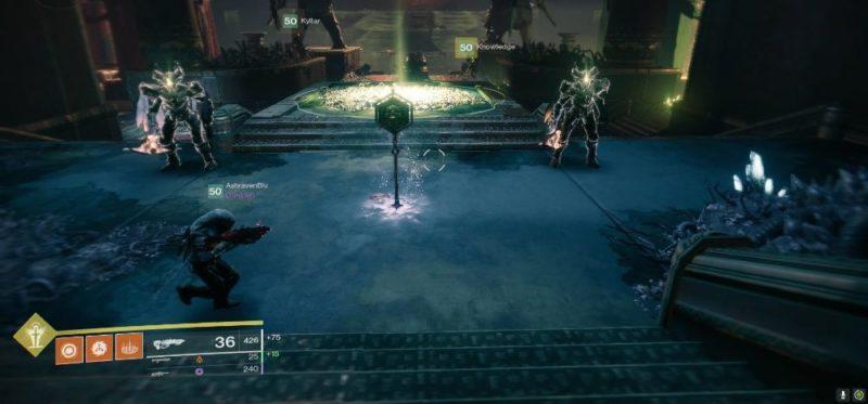 Destiny 2 рейд корона скорби