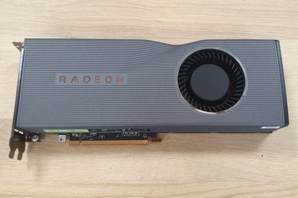 AMD Radeon RX 5700 XT Обзор