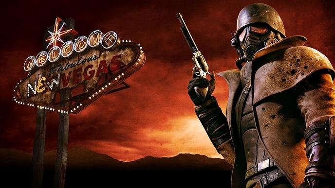 Fallout New Vegas ranked