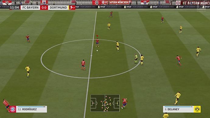 FIFA 19 - лучшие настройки камеры