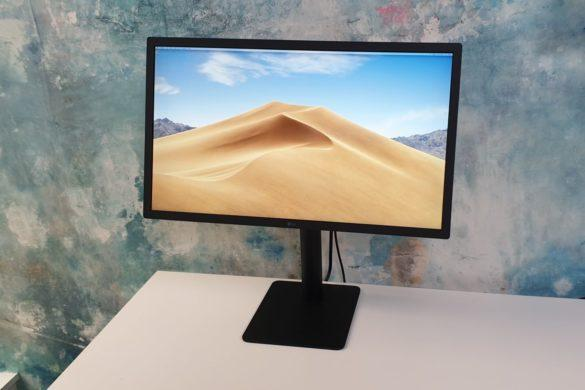LG UltraFine 4K Display 24MD4KL Обзор