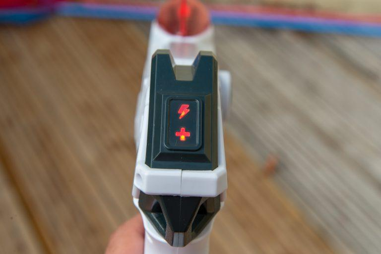 Nerf Laser Ops Pro Alphapoint малой мощности