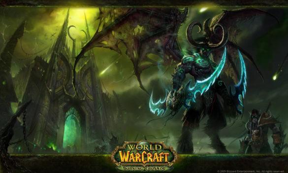 Скачать World of Warcraft: Burning Crusade [2.4.3]