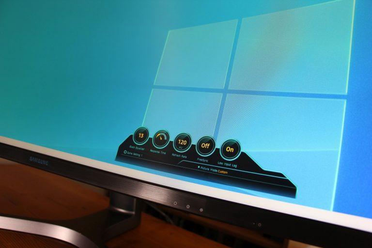Samsung CRG90 (C49RG90) Обзор