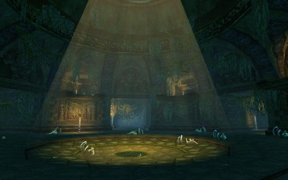 Затонувший Храм