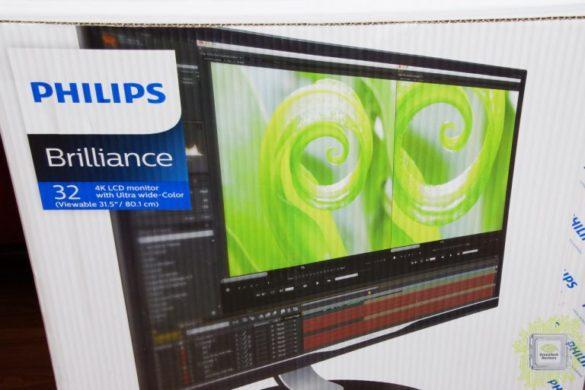 Philips Briliance 328P Обзор