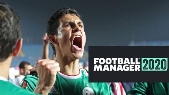 Дата выхода Football Manager 2020
