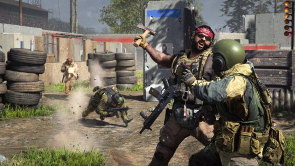 Call of Duty: Modern Warfare - Виды гранат