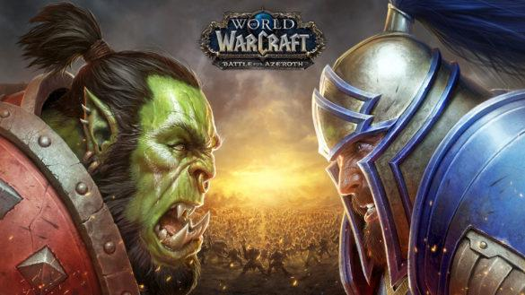 World of Warcraft: Battle for Azeroth - Все Ролики