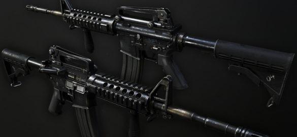Лучшее оружие в Call of Duty: Modern Warfare