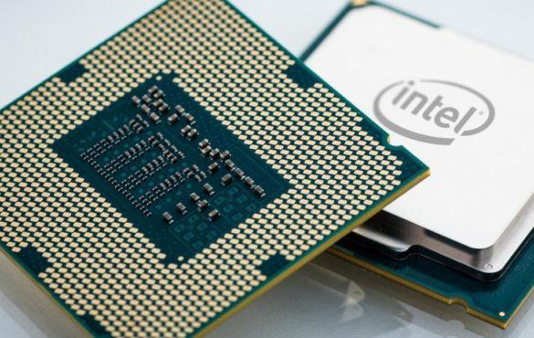Процессор Intel Core i9-10900K с 10 ядрами и частотой до 5,3 ГГц