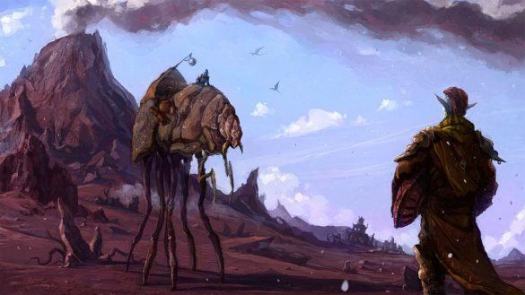 Скрытые секреты The Elder Scrolls 3: Morrowind