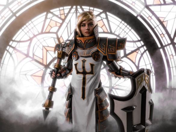 Крестоносец Освященный Щит