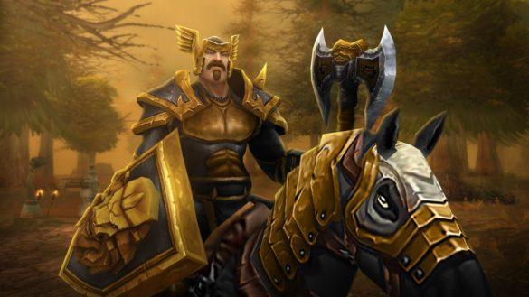 Warcraft 3: Reforged - Герои Людей: Паладин, Архимаг, Горный Король, Чародей Крови