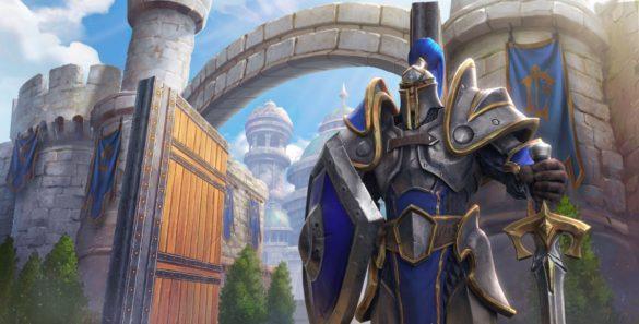 Тактика и стретегия за Людей в Warcraft 3