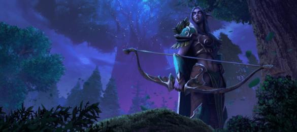 Warcraft 3: Reforged - Ночные эльфы: Гиппогриф, Лесной Дракончик, Химера